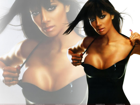 nicole_scherzinger_hot_wallpaper_in_balck