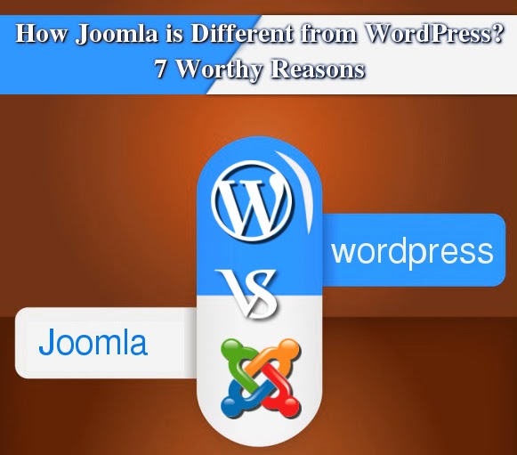 Joomla v/s Wordpress