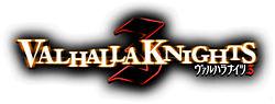 valhalla knights 3 logo Valhalla Knights 3 (PSV)   Logo & Trailer