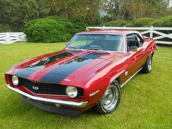 1969 Camaro SS Coupe for Sale - Buy American Muscle Car