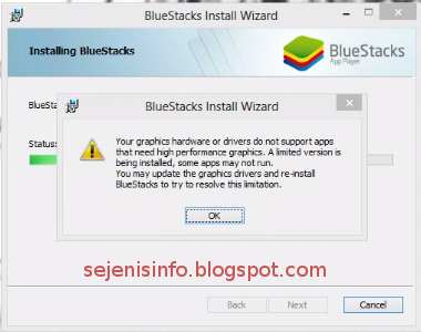 how to install bluestacks with 1gb ram and onboard vga share info technology. Black Bedroom Furniture Sets. Home Design Ideas