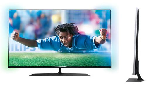 philips pus7809 4k uhd le meilleur march tv 4k 2014 televiseur led. Black Bedroom Furniture Sets. Home Design Ideas