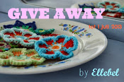 Give Away bij Ellebel