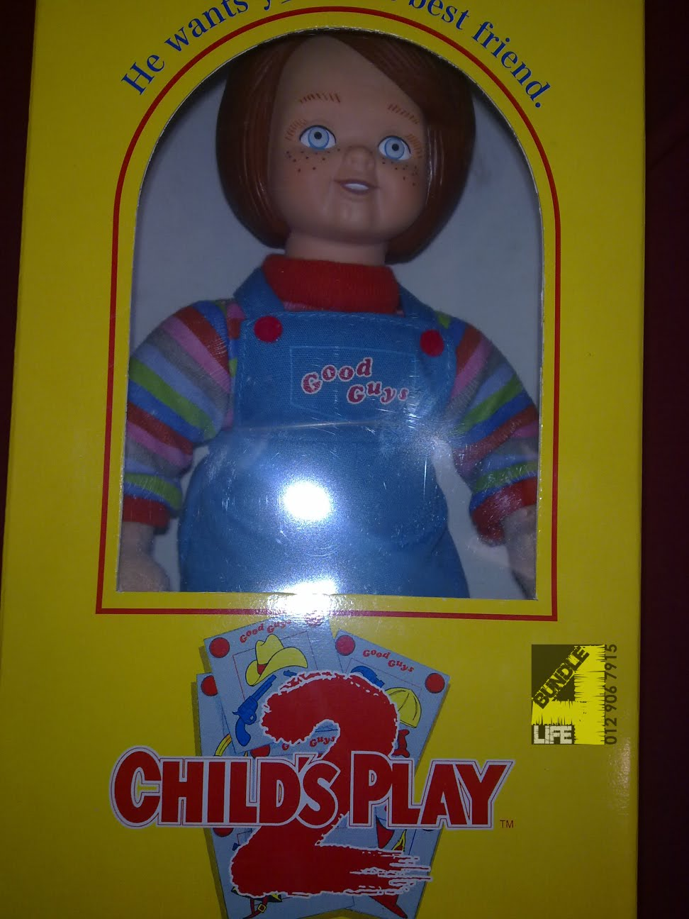 Childs Play Good Guy Doll http://bundle4life.blogspot.com/2011/10/childs-play-2-good-guychucky-doll.html