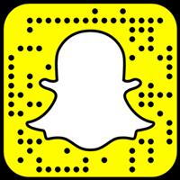 Acompanhe pelo Snapchat