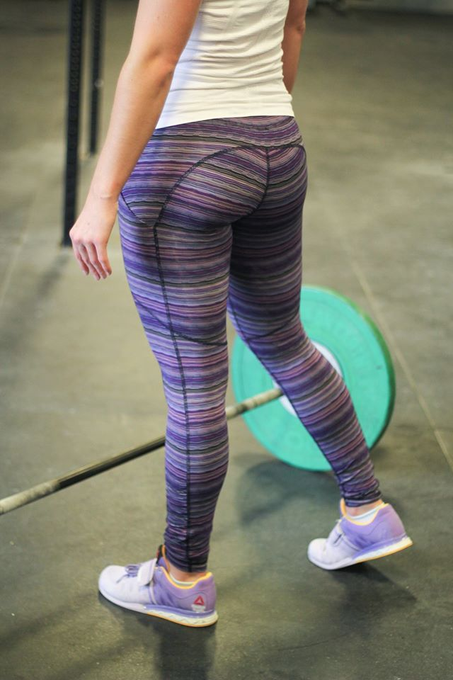lululemon-speed-tight space-dye-twist-ultra-violet