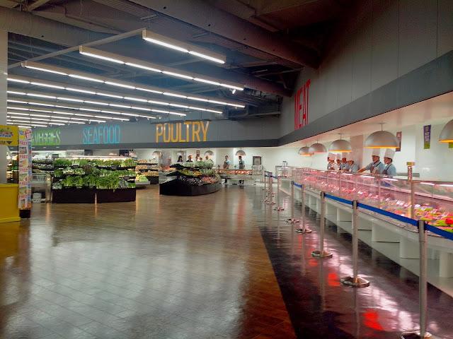 SM Aura Supermarket!