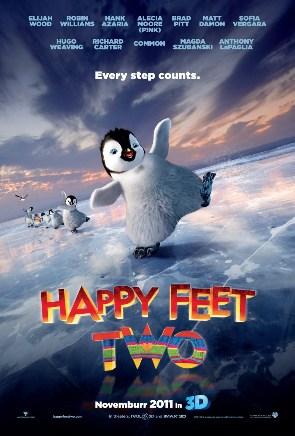 movies happy feet two 2011