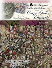 Crazy Quilt Quarterly Magazine Autumn 2020