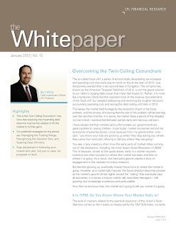 Overcoming the Twin Ceiling Conundrum - Burt White, LPL Financial, Chief Investment Officer