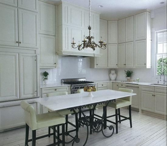 12 Ft Ceilings: Depósito Santa Mariah: Maravilhosas Ilhas Para Cozinhas