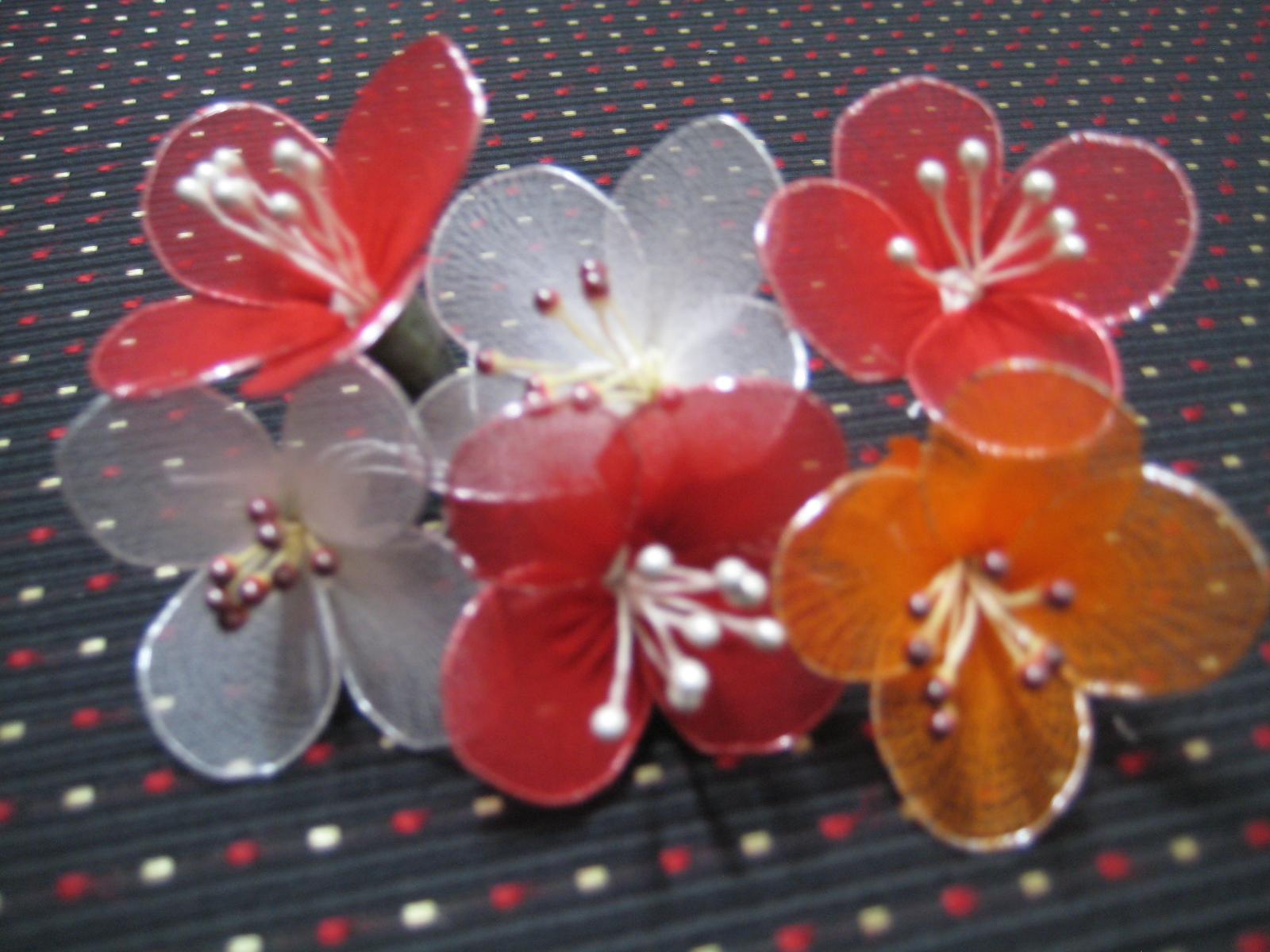 My Artbook: Stocking Cloth Flowers