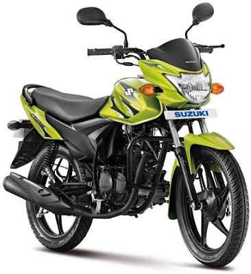 Motor Suzuki 2013