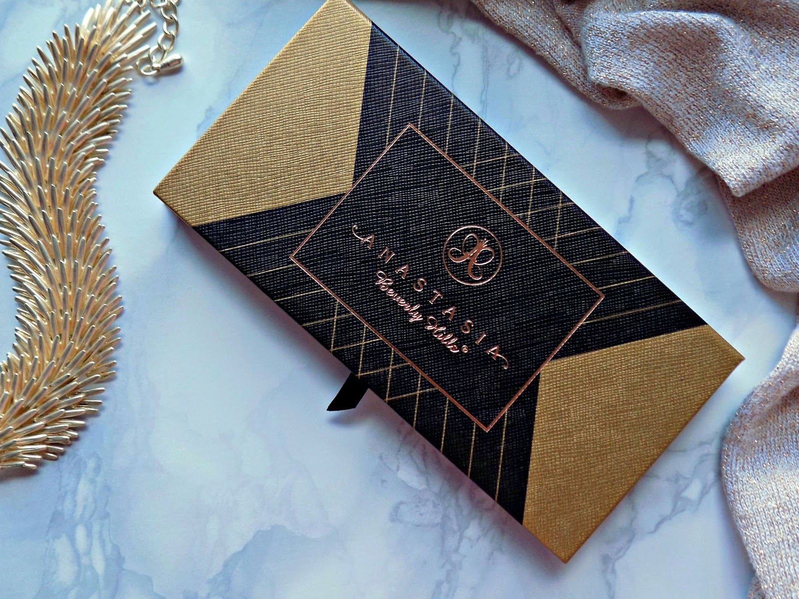 Anastasia beverly Hills Shadow Couture palette