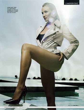 American Actress Cameron Diaz