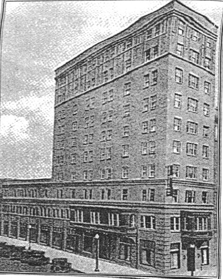 Huntington S Hotel And The Ghosts Of Express Printing Building
