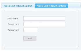 NISN | Mencari Nomor Induk Siswa Nasional dengan mudah