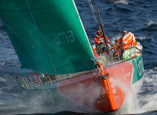 Groupama Wins Volvo 2012