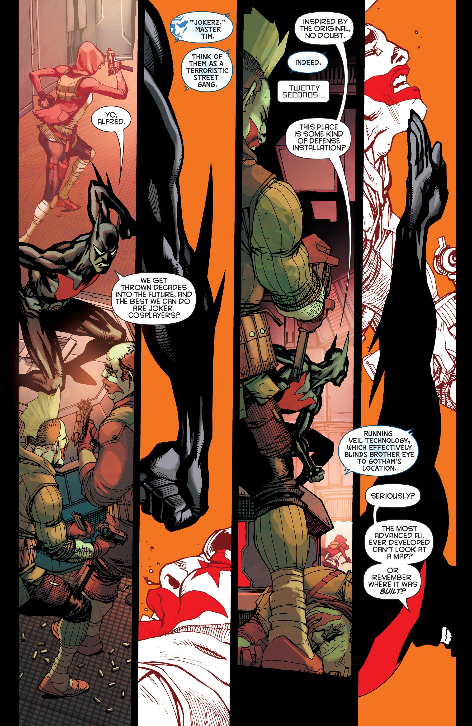 Batman Beyond (2015) Issue #1 #1 - English 6
