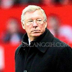Sir Alex Ferguson 2013