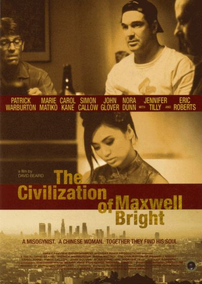the civilization of maxwell bright poster