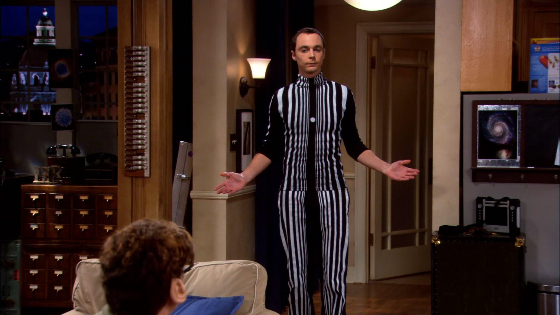 The Big Bang Theory S01 1080p BRrip|New Audio LAT