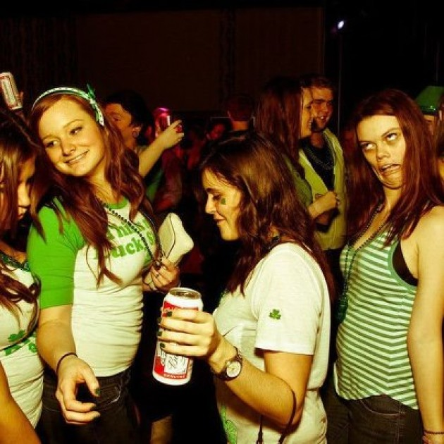 party photobomb