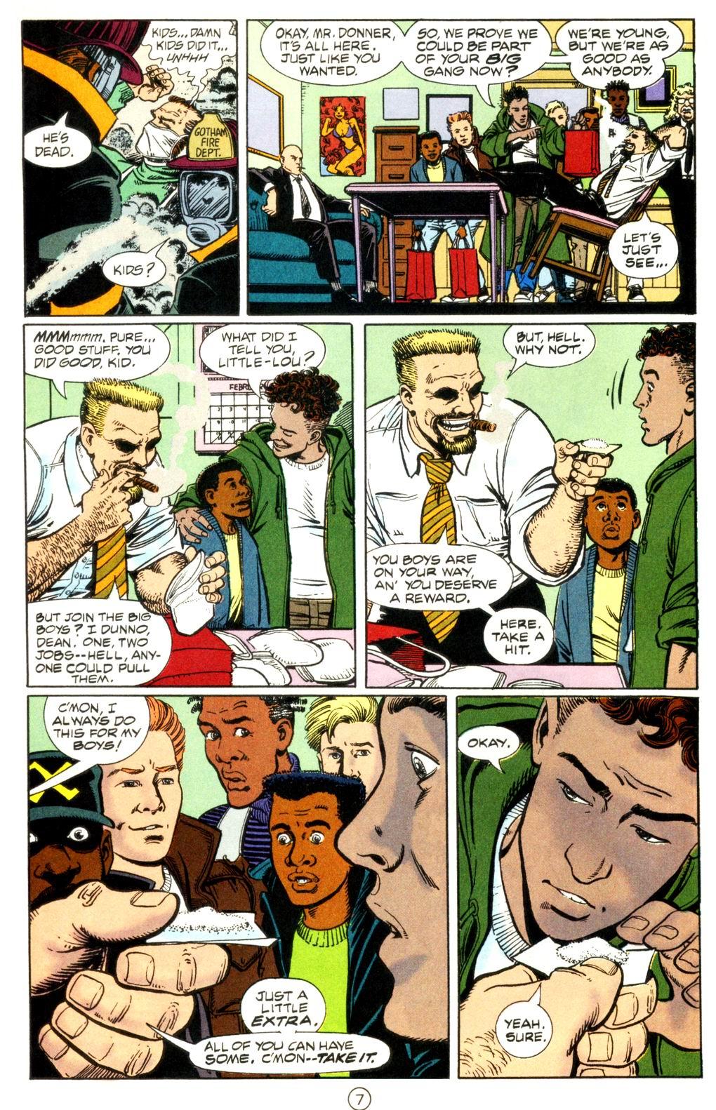 Deathstroke (1991) Issue #11 #16 - English 8
