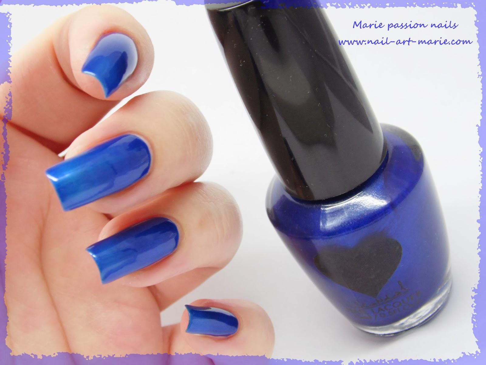 Vernis Scandal Sea Blue Pearl5