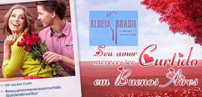 """Concurso Cultural """" Seu Amor Merece Ser Curtido em Buenos Aires"""""""