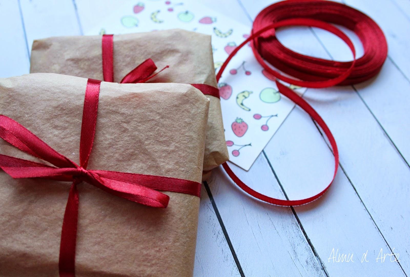 Packaging handmade
