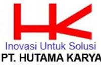 Lowongan Kerja BUMN PT Hutama Karya (Persero) – HK - Desember 2013