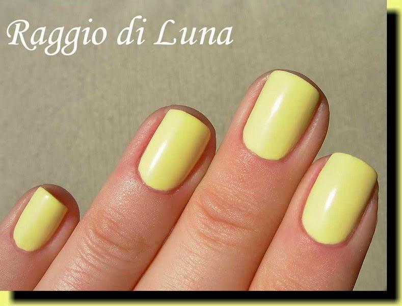 Pupa Gummy Matt N 04 Pastel Yellow