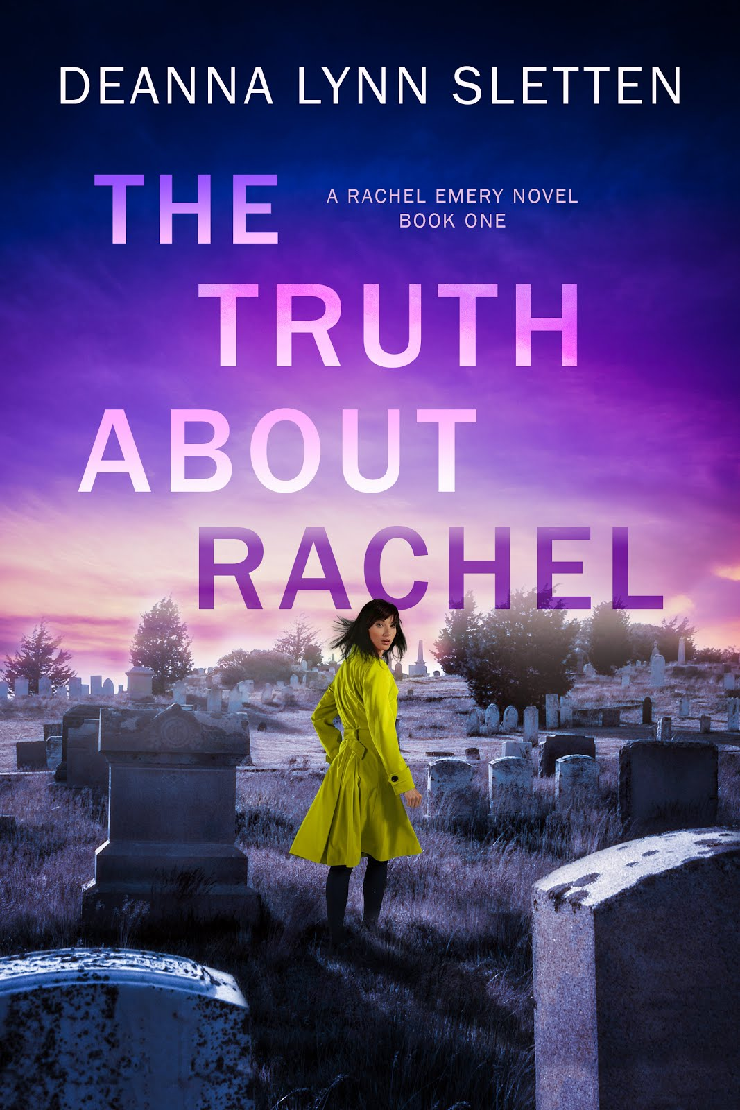 Preorder Now! The Truth About Rachel