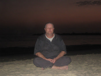 Evening Meditation at the Shore