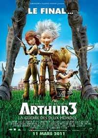 Filme Arthur A Guerra dos Dois Mundos   Dublado