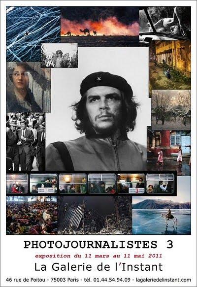 Vernissage Photojournalistes @ Galerie de l'instant