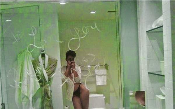 FotosNua.Com Rihanna nua caiu na net pelada em fotos amadoras