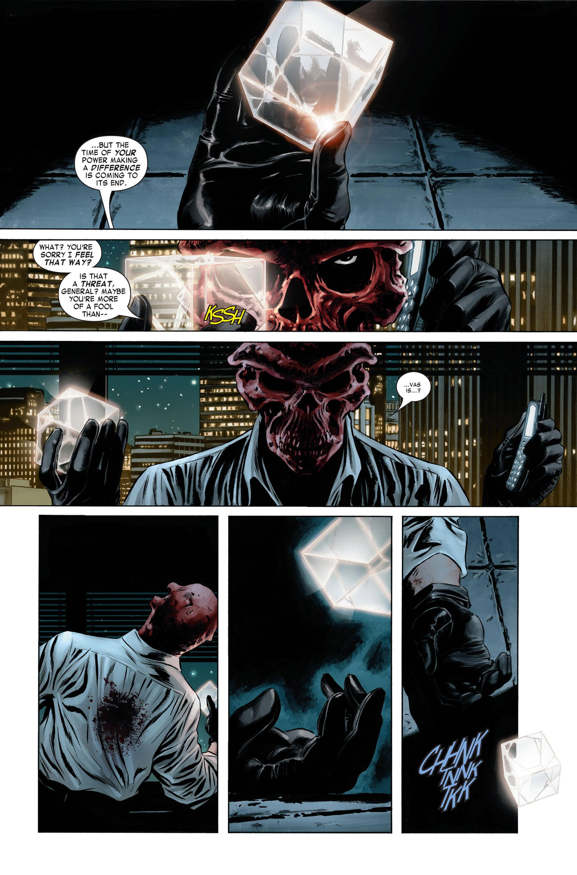 Captain America (2005) Issue #1 #1 - English 26