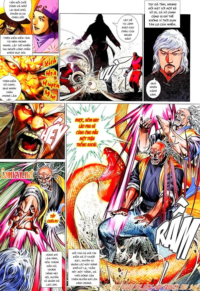 Phong Vân chap 646 Trang 11 - Mangak.info