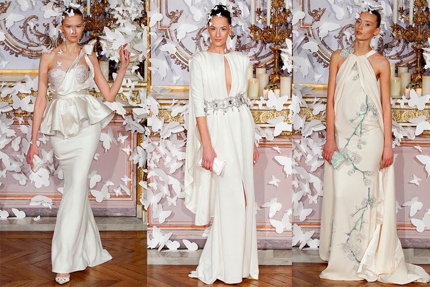 Alexis Mabille Alta Costura primavera/ verano 2014