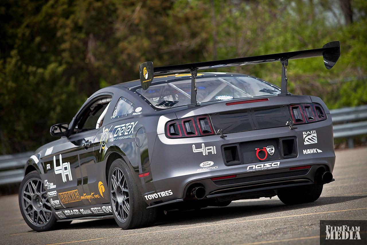 New Mustang Rtr Race Car Mustang News