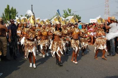 Calabar Carnival Street Party