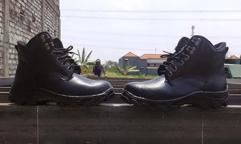 madda shoes, sepatu safety boot, model sepatu safety