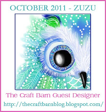 Guest Designer for The Craft Barn