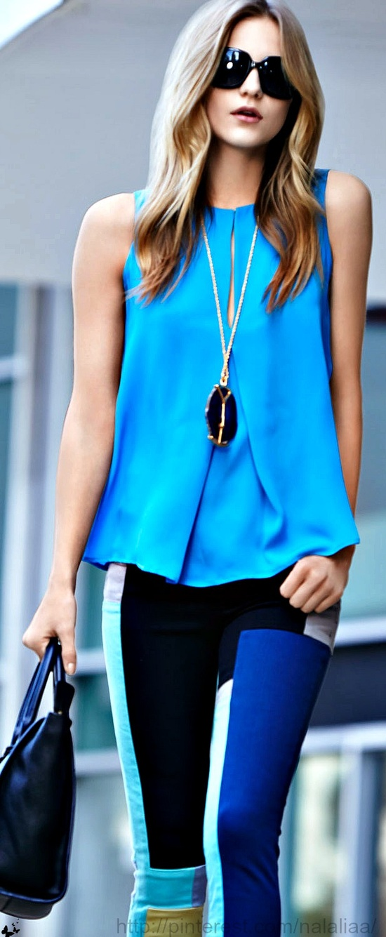New Fashion Trends: Color Trends Summer 2015