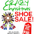 Crazy Christmas Shoe Sale @ Market! Market! Activity Center