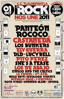 El Rock Nos Une 2011