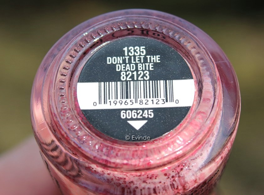 china glaze don't let the dead bite