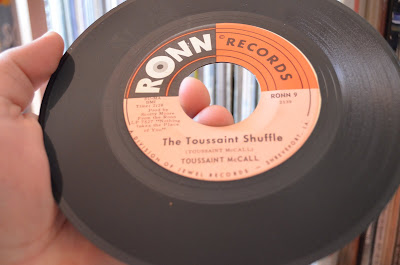 Toussaint McCall - The Toussaint Shuffle / I\'ll Do It for You 1967 (Ronn)